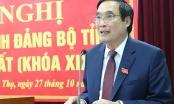Bí thư Tỉnh ủy tỉnh Phú Thọ Bùi Minh Châu trúng cử đại biểu Quốc hội khóa XV