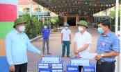 Chủ tịch tỉnh Hà Tĩnh: Động viên, thăm hỏi các em nhỏ tại khu cách ly Tân Lâm Hương