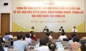 Danh sách 7 người trúng cử đại biểu Quốc hội khóa XV tại Hà Tĩnh