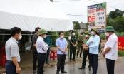 Khởi tố vụ án làm lây lan dịch bệnh COVID-19 tại Hương Sơn