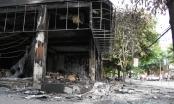 Vụ cháy kinh hoàng tại TP Vinh: Có thể 6 nạn nhân chết do ngạt khí độc