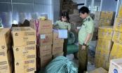 Gần 20 nghìn sản phẩm không rõ nguồn gốc xuất xứ bị phát hiện tại Bình Thuận