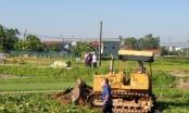 Vĩnh Phúc: Cưỡng chế 5 hộ dân thực hiện Khu tái định cư tuyến đường sắt Hà Nội – Lào Cai