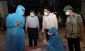 Trắng đêm lấy hơn 40 nghìn mẫu test nhanh tại TP Vinh