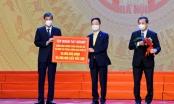 T&T Group ủng hộ Hà Nội 30 tỷ đồng cho chương trình tiêm vắc xin phòng Covid-19
