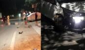 Hà Giang: Xe máy va chạm với ô tô khiến 3 người thương vong