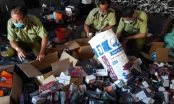 Bình Thuận phát hiện, thu giữ hơn một nghìn sản phẩm thuốc lá điện tử không rõ nguồn gốc