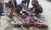 Nghệ An: Nam công nhân bị điện giật tử vong tại công trường