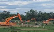 Cưỡng chế 6 hộ dân tại dự án Khu đất dịch vụ phường Tích Sơn, thành phố Vĩnh Yên