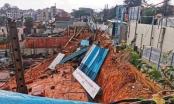 Đà Lạt: Nhiều khối đất đá bị sạt lở vì... ống nước vỡ