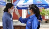Nghệ An: Hơn 34 ngàn thí sinh bước vào kỳ thi tốt nghiệp THPT trong mưa lớn