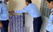 Cục Quản lý thị trường Tây Ninh liên tục phát hiện, bắt giữ thuốc lá điếu ngoại nhập lậu
