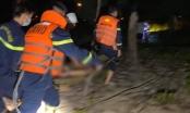 2 anh em ruột đuối nước tử vong khi tắm biển ở thị xã Cửa Lò