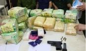 Nghệ An: Phá chuyên án ma túy khủng, đối tượng dùng súng cố thủ khi bị vây bắt