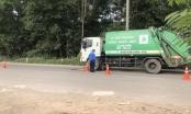 Thanh tra Sở GTVT Hà Nội: Xử phạt 140 triệu đồng các phương tiện vận chuyển rác thải trong tháng 6/2021