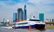5 tàu cao tốc chở hàng từ miền Tây đến TP HCM
