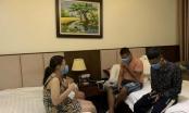 4 đối tượng thuê khách sạn sử dụng ma túy