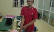 Kon Tum: Phát hiện, bắt giữ đối tượng mang ma túy khi đi xe taxi