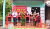 Bàn giao mái ấm tình thương cho các hộ nghèo huyện Nam Đông