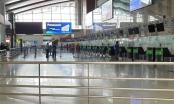 Sân bay Nội Bài ảm đạm do ảnh hưởng của dịch COVID - 19