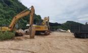 Khởi tố vụ án và bị can liên quan đến khai thác đá trái phép ở Nghệ An