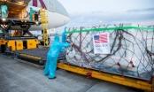 3 triệu liều vắc xin Covid-19 Moderna do Hoa Kỳ hỗ trợ đã về Việt Nam