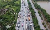 Gần 37 nghìn xe đi luồng xanh tới tại các tỉnh thành đang giãn cách