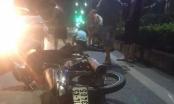 Điều khiển xe thiếu quan sát gây tai nạn, tài xế xe máy bị thương nặng