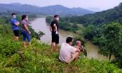Hà Giang: Tìm kiếm nam thanh niên mất tích vì đuối nước trên sông Lô