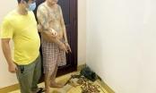 """Quảng Ninh: Bắt giữ gã giang hồ """"cộm cán"""" thu giữ súng cùng hàng trăm viên đạn"""