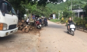 Truy bắt nghi phạm liên quan vụ án mạng kinh hoàng ở thị xã Thái Hoà