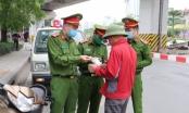 Ngày 1/8, Hà Nội xử phạt 877 trường hợp vi phạm quy định phòng, chống Covid-19