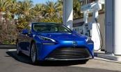 Toyota lại phản đối xe điện, kỳ vọng vào hydro