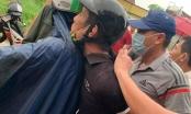 Video khống chế nghi phạm gây ra vụ án mạng kinh hoàng tại thị xã Thái Hòa