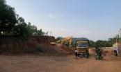 Vĩnh Phúc: Bắt vụ khai thác đất trái phép quy mô lớn giữa dịch Covid-19