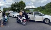 Lâm Đồng: Bắt giữ 3 đối tượng vận chuyển ma túy trên xe ôtô