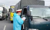 Tài xế xe luồng xanh chở 10 người từ vùng dịch về, trốn khai báo y tế