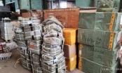 TP Hồ Chí Minh thu giữ container trang thiết bị y tế phòng, chống dịch không rõ nguồn gốc