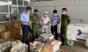 Thái Nguyên: Xử phạt một cửa hàng kinh doanh thực phẩm không rõ nguồn gốc, xuất xứ