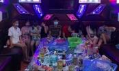 """Vĩnh Phúc: Bắt quả tang 12 đối tượng mở tiệc """"ma túy"""" hát karaoke giữa mùa dịch"""