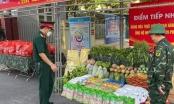 Dự kiến cung ứng 95 tấn thực phẩm/ ngày cho người dân tại TP Vinh