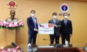 Việt Nam tiếp nhận hơn 250.000 liều vaccine phòng COVID-19 của Cộng hoà Séc tài trợ