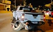 Video: Hiện trường vụ tai nạn kinh hoàng khiến 3 người trọng thương tại TP Móng Cái