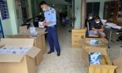 Vận chuyển thiết bị y tế nhập lậu bị bắt khi qua chốt trạm thu phí