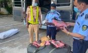Lạng Sơn phát hiện, ngăn chặn kịp thời 860 kg xúc xích nhập lậu