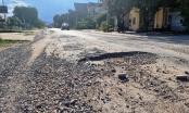 Thanh Hóa: Tuyến đường Thanh Niên hư hỏng nặng, tiềm ẩn tai nạn