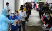 Hôm nay số ca nhiễm COVID-19 trên cả nước đã giảm