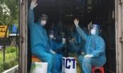 Tăng cường chống dịch Covid-19 tại Đồng Nai, một cán bộ y tế Lào Cai tử vong