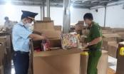Cảnh báo: Bắt giữ nhiều mặt hàng bánh trung thu, đồ chơi trẻ em không rõ nguồn gốc