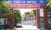Nghệ An: Đóng cửa bệnh viện dã chiến số 4